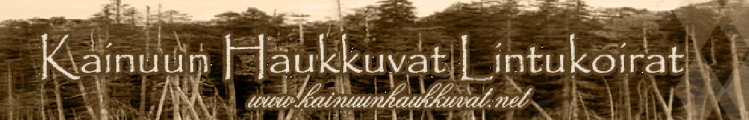 Kainuun Haukkuvat Lintukoirat ry